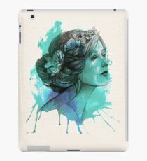 Ink Woman iPad Case/Skin