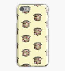 Cadillac Emblem Pattern iPhone Case/Skin