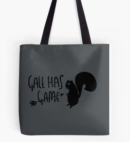 The Hunter Has Game Tote Bag