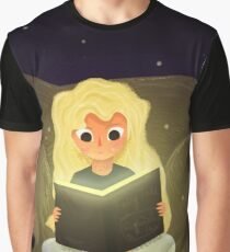 Bedtime Stories Graphic T-Shirt