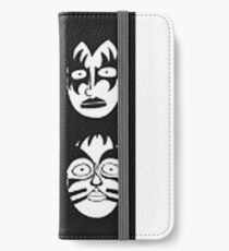 Kiss iPhone Wallet/Case/Skin