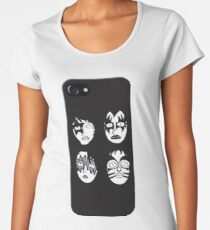 Kiss Women's Premium T-Shirt
