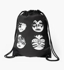 Kiss Drawstring Bag