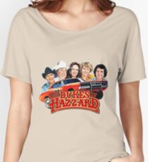 The Dukes of Hazzard - American Series Women's Relaxed Fit T-Shirt
