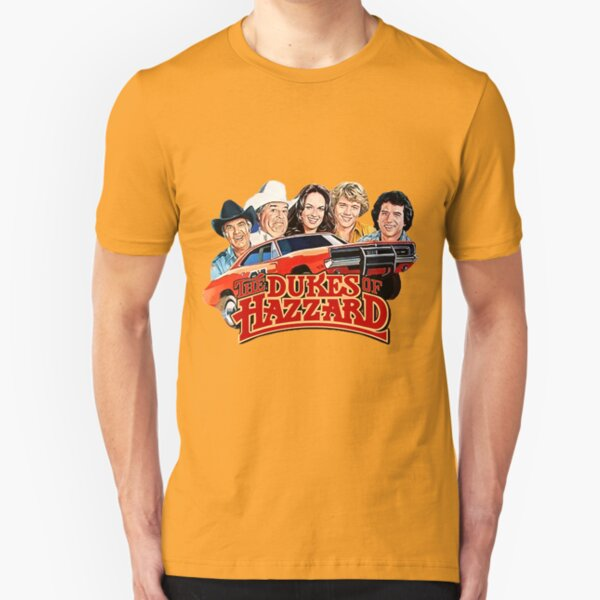 The Dukes of Hazzard - American Series Slim Fit T-Shirt