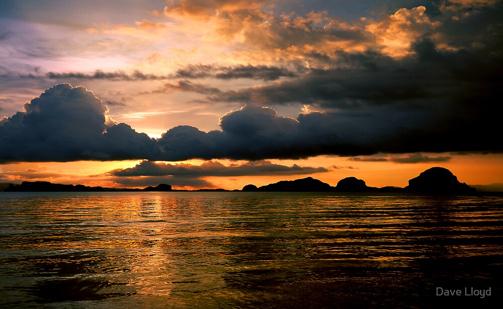 Golden Sea by Dave Lloyd