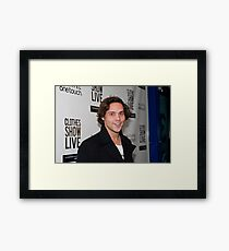 Andy Jordan Framed Print