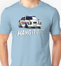 Ford Escort Mark 2 Hang It Out Unisex T-Shirt