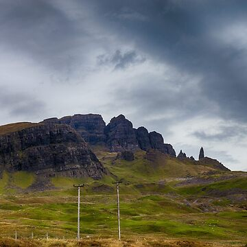 The Old Man Of Storr by dianecmcac