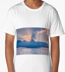 Ocean sunset Long T-Shirt