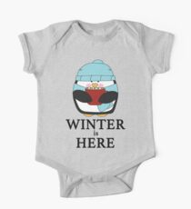 Winter is here One Piece - Short Sleeve