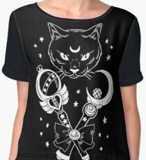 In the Name of the Moon Chiffon Top
