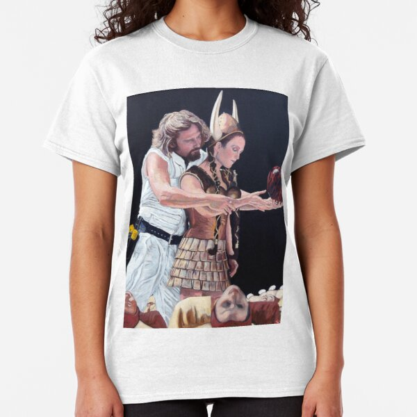 I Just Dropped In Classic T-Shirt