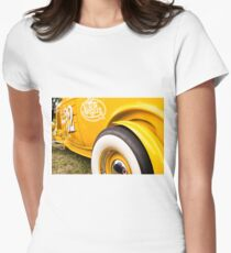 Roadster Reflections Womens Fitted T-Shirt