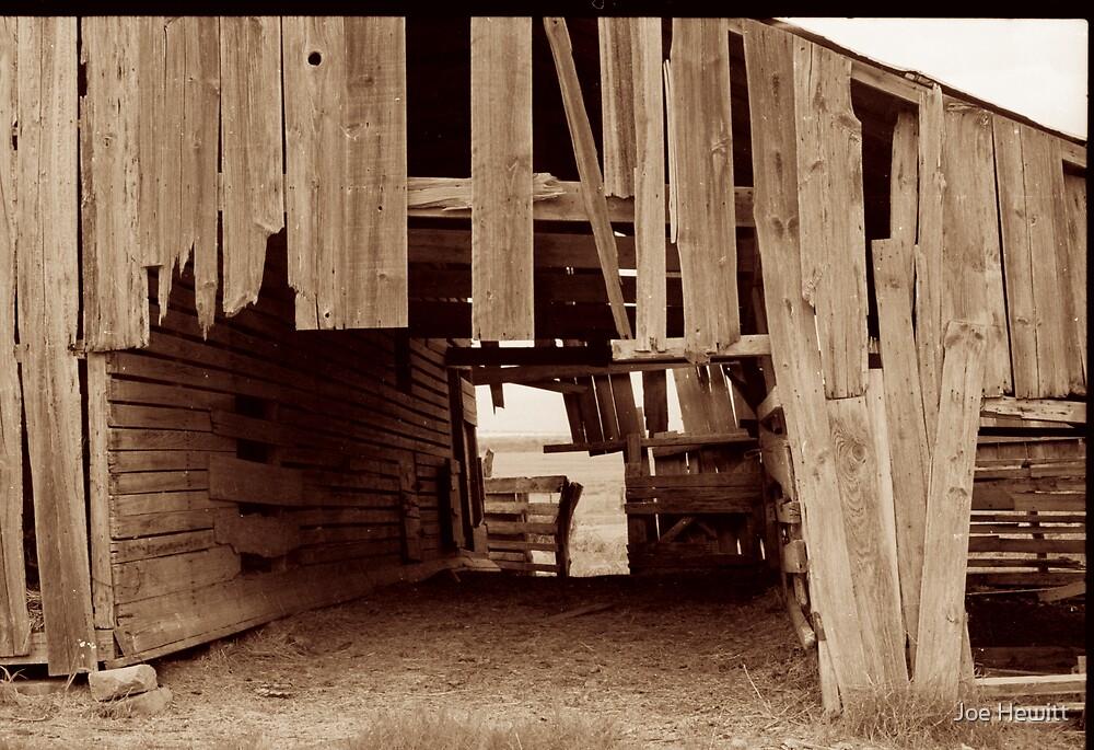 Old Barn by Joe Hewitt
