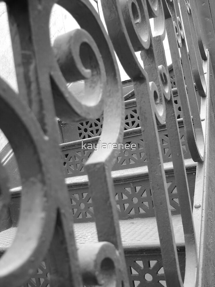 Stairway perceptions by kaylarenee