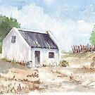 Karoo Hütte von Maree Clarkson