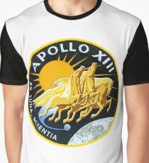 Apollo 13 Mission Logo Graphic T-Shirt