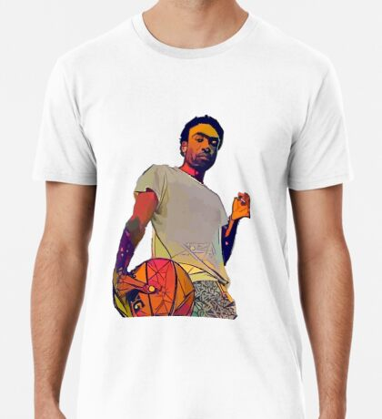 Abstract Gambino Premium T-Shirt