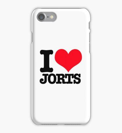 I <3 Jorts iPhone Case/Skin