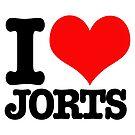 I <3 Jorts by 4everYA