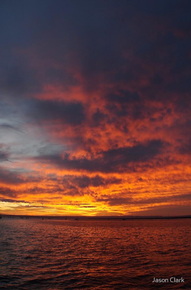 Baja Beginning by Jason Clark