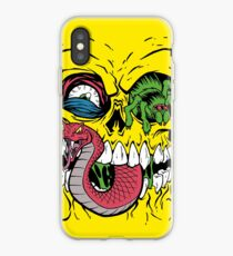 BONE HEAD iPhone Case