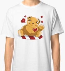 Love Teddy Bear Classic T-Shirt