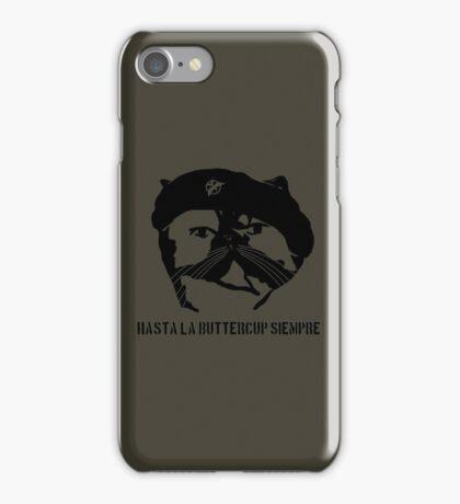Hasta La Buttercup Siempre iPhone Case/Skin