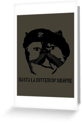Hasta La Buttercup Siempre by 4everYA