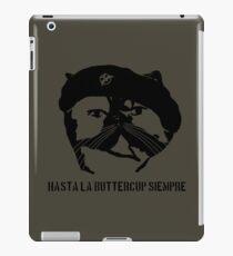 Hasta La Buttercup Siempre iPad Case/Skin