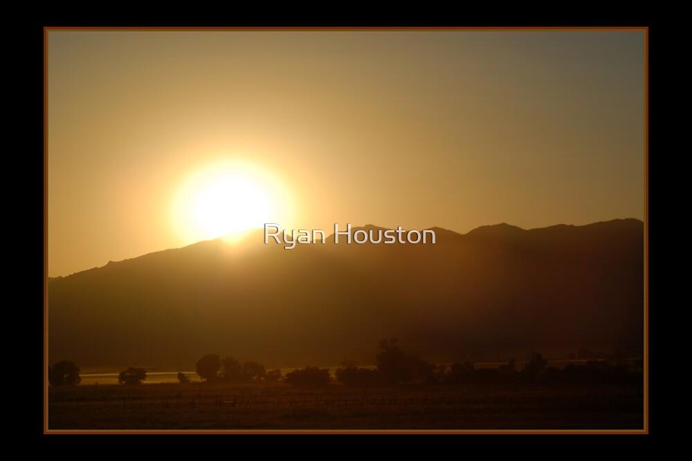 Fields Near Beaver, Utah by Ryan Houston