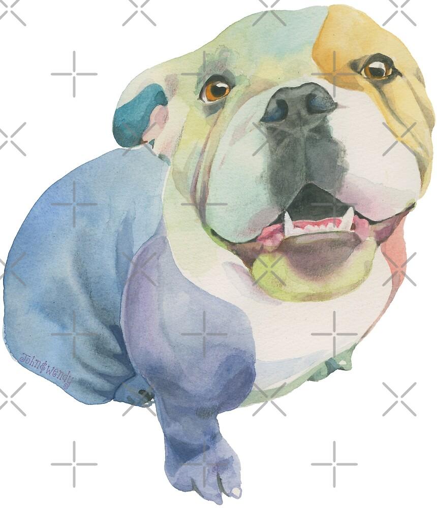 Positively Dog Street: Lola by johnandwendy