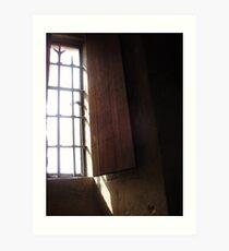 Window through Time Art Print