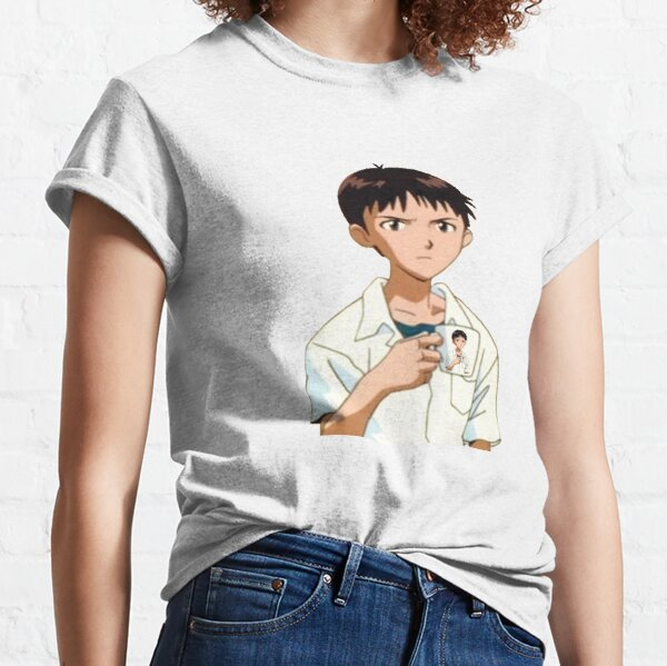 Shinji with Shinji Mug Classic T-Shirt