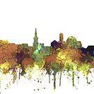 Skyline von Alexandria, Virginia - SG - Safari Buff von Marlene Watson