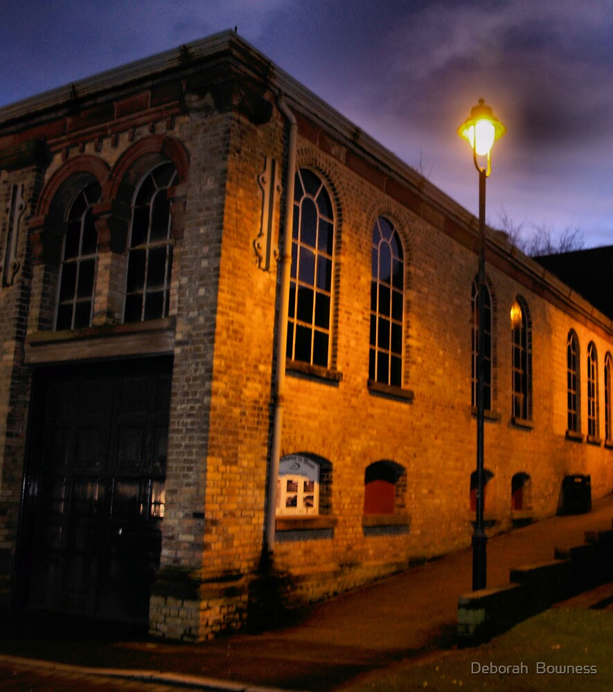 The Old Powerhouse by Deborah  Bowness