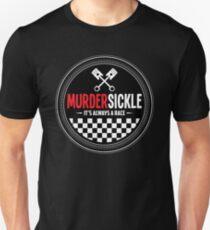It's Always A Race Slim Fit T-Shirt