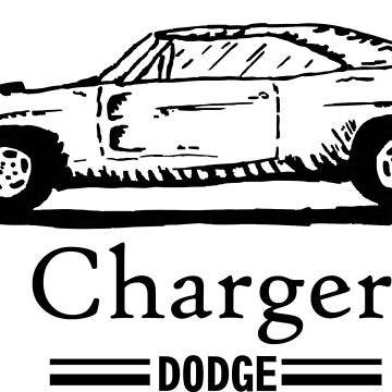 Dodge Charger by claycerny