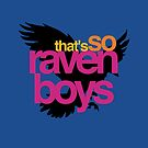 That's So Raven Boys by 4everYA