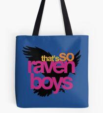 That's So Raven Boys Tote Bag