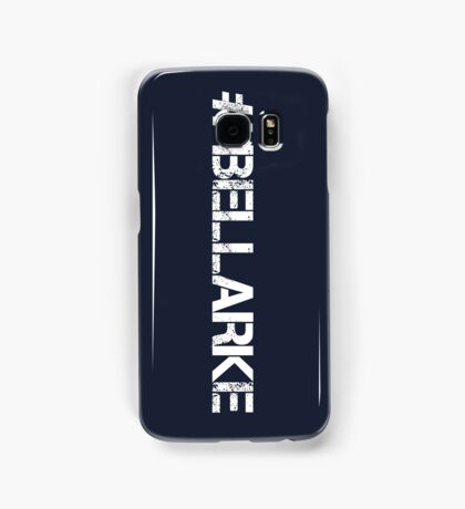 #BELLARKE (White Text) Samsung Galaxy Case/Skin