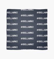 #BELLARKE (White Text) Scarf