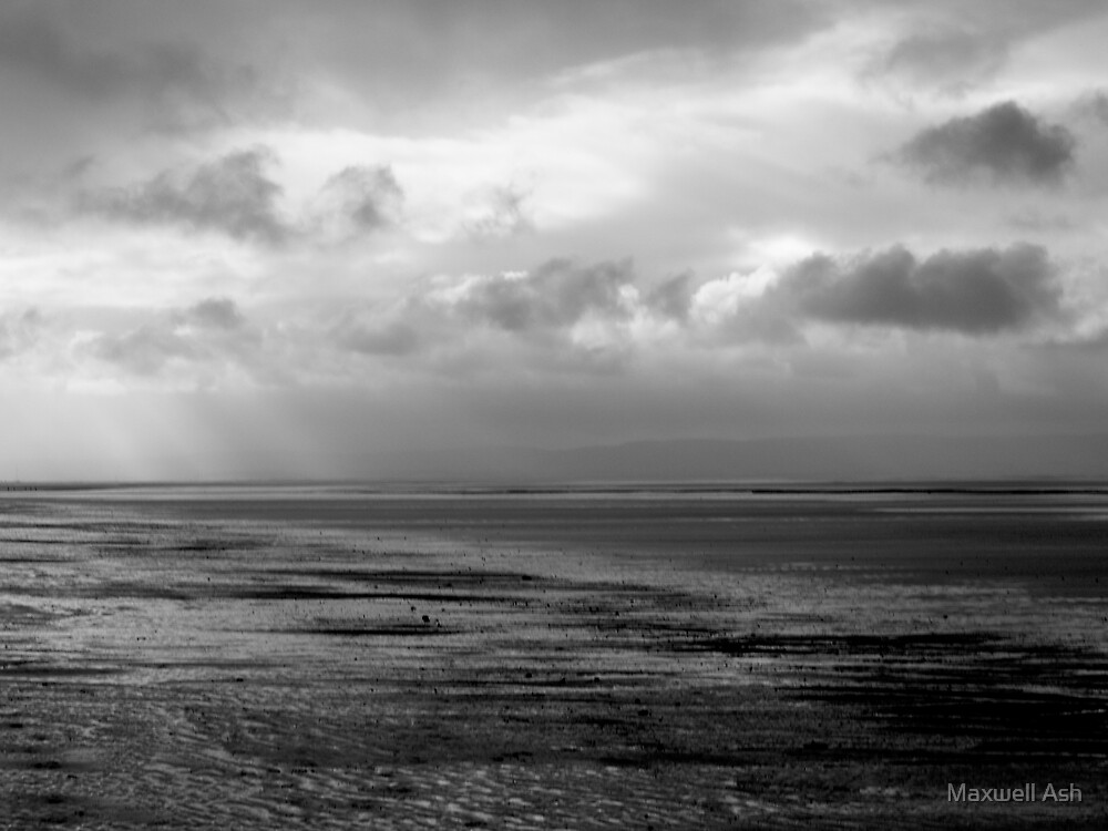 Brean Beach 2 by Maxwell Ash