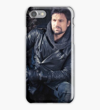 MANU BENNETT iPhone Case/Skin