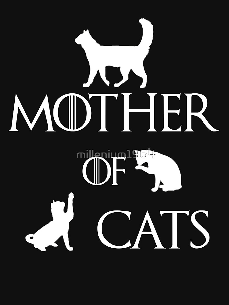 MOTHER OF CATS by millenium1964