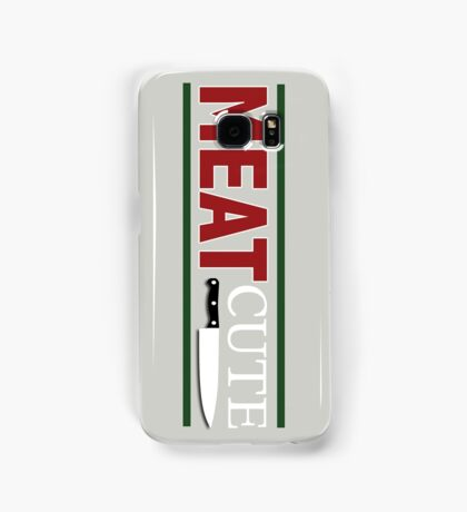 Meat Cute Samsung Galaxy Case/Skin