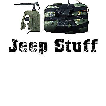 Possibly Stolen Jeep Stuff by kdume