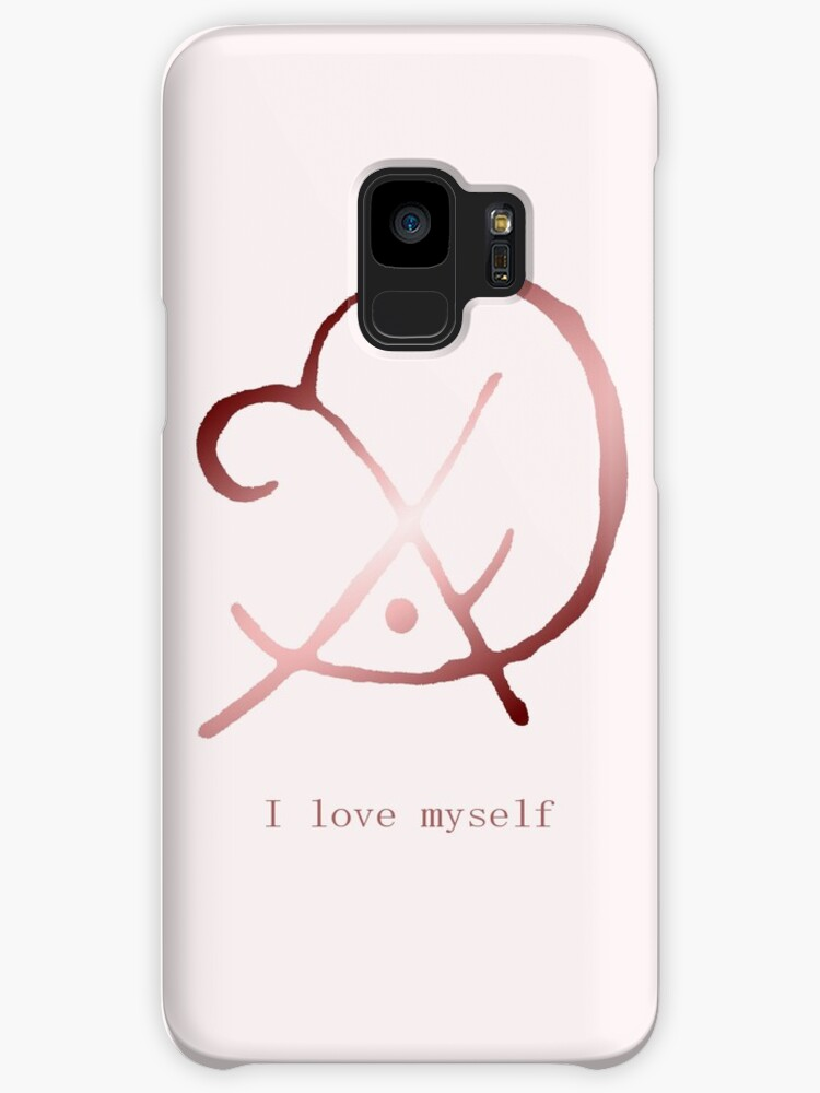 Self Love Sigil Cases Skins For Samsung Galaxy By Borbora Redbubble