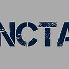 #LINCTAVIA (Navy Text) by 4everYA